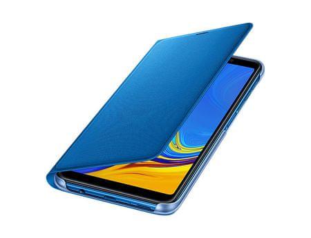 Samsung preklopna maskica za Samsung Galaxy A7 2018, plava
