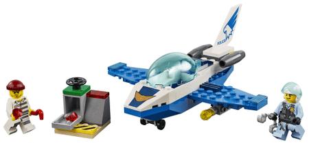 LEGO City Police 60206 Zrakoplovna policijska baza