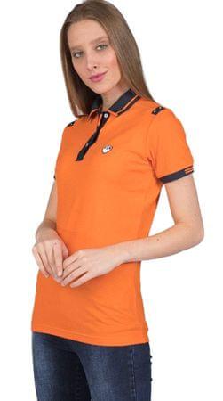 Sir Raymond Tailor dámská polokošile Apron S oranžová