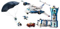 LEGO 60210 City Police Zračna policijska baza - Odprta embalaža