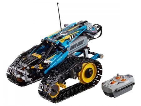 LEGO Technic 42095 Dirkalni avtomobil z daljinskim upravljalnikom