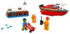 LEGO City 60213 Požiar v prístave