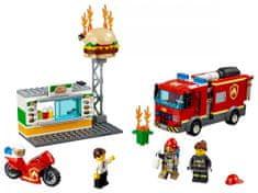 LEGO City 60214 Záchrana burgrárne