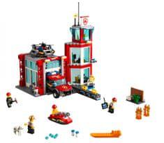 LEGO City 60215 Vatrogasna stanica
