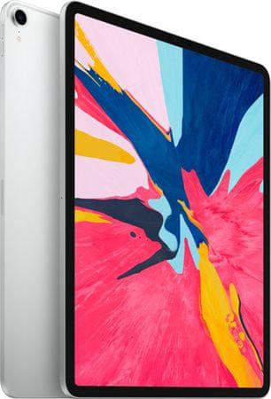 "Apple iPad Pro 12.9"" Cellular 256GB Silver (MTJ62FD/A)"