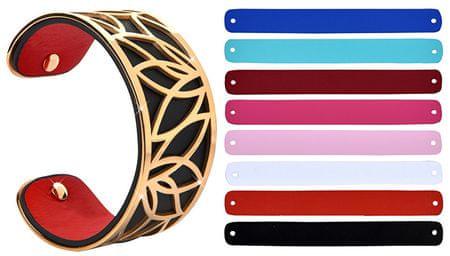 Troli Stal bransoletka z wymiennymi kolorami 31 mm X.