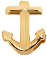 Troli Pozłacane złotem wisiorek Anchor Unique