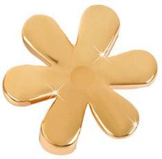 Troli Pozłacane złotem wisiorek Niepowtarzalny bukiet