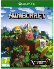 Microsoft Gra Minecraft Explorers Pack / Xbox One