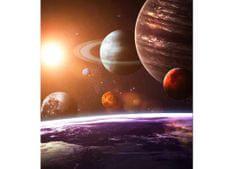 Dimex Fototapeta MS-3-0188 Slnečná sústava 225 x 250 cm