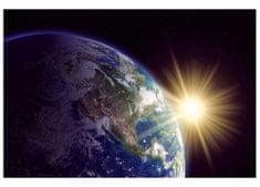 Dimex Fototapeta MS-5-0190 Zem a slnko 375 x 250 cm