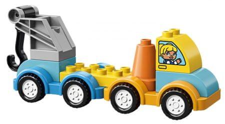 LEGO DUPLO 10883 Moj prvi vlečni avto