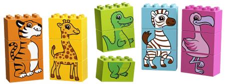 LEGO DUPLO 6250713 Az első fejtörőm