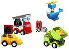 LEGO zestaw DUPLO 10886 Moje pierwsze samochodziki