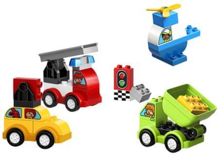 LEGO DUPLO 6250720 Az első járműveim