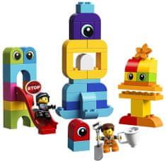 LEGO DUPLO 6250731 Emmet, Lucy és a DUPLO® bolygó látogatói