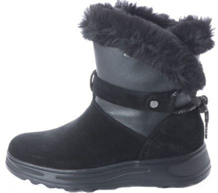Geox Női hó Hosmos B ABX C Black / Dk Grey D84AUC-0222N-C0005 (méret 36)
