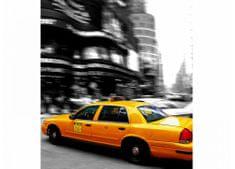 Dimex Fototapeta MS-3-0007 Žltý taxík 225 x 250 cm