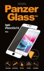 PanzerGlass Premium az Apple iPhone 6/6s/7/8 mobiltelefonra, fehér (2616)