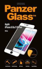PanzerGlass Premium az Apple iPhone 6/6s/7/8 Plus mobiltelefonra, fehér (2617)