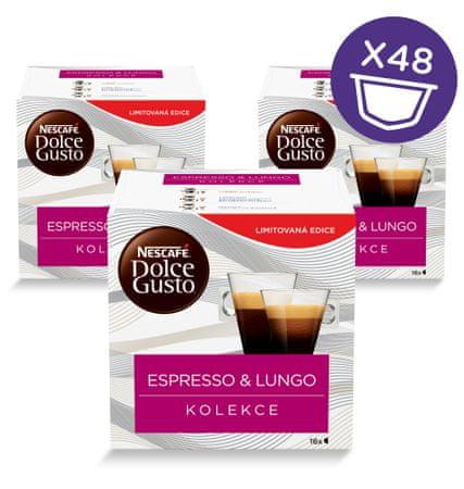 NESCAFÉ kapsule za kavu Dolce Gusto Black Mix Box, trostruko pakiranje