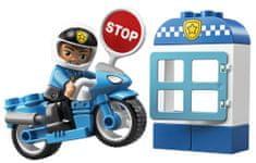LEGO DUPLO 6250734 Rendőrmotor