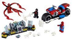LEGO Super Heroes 6251071 Spider-Man motoros mentés