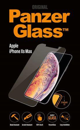 PanzerGlass zaščitno steklo za iPhone XS Max
