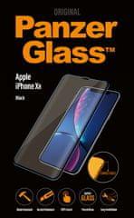 PanzerGlass Zaščitno steklo za iPhone XR, črno