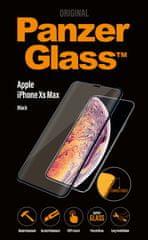 PanzerGlass Premium pro Apple iPhone Xs Max černé (2644)