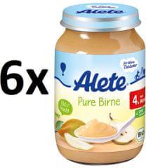 ALETE BIO hruškový příkrm - 190g