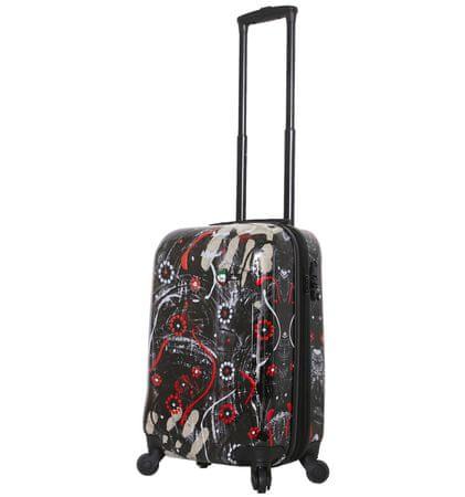 Mia Toro potovalni kovček M1366/3-S