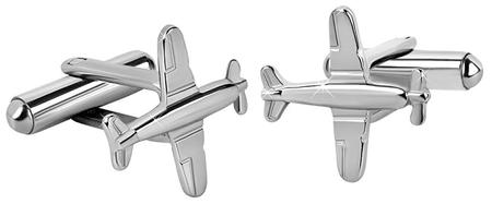 Troli Nemesacél mandzsettagombok Repülők