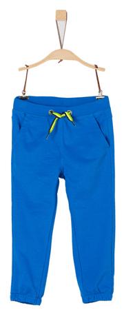 s.Oliver chlapčenské nohavice 110 modrá