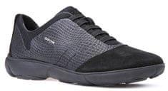 Geox Damskie sportowe adidasy czarne Nebula D741EA-09L22-C9999