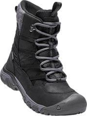 KEEN Damskie buty zimowe Hood oo III Lace Up Black /Magnet