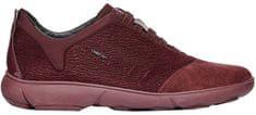 Geox Női cipők a Nebula C Dk burgundia D621EC-0CK22-C7357
