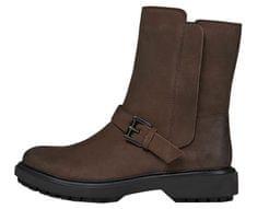 Geox Dámske členkové topánky Asheely F Chestnut D847AF-000LT-C6004