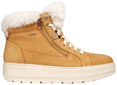 Geox Dámské kotníkové boty Kaula B Abx D Biscuit D84AWD-00032-C5046