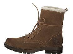 s.Oliver Dámske členkové topánky Cognac 5-5-26106-21-305