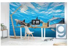 Dimex Fototapeta MS-5-0218 Delfíny 375 x 250 cm