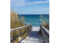 Dimex Fototapeta MS-3-0212 Chodník na pláž 225 x 250 cm