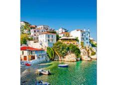 Dimex Fototapeta MS-3-0197 Grécke pobrežie 225 x 250 cm