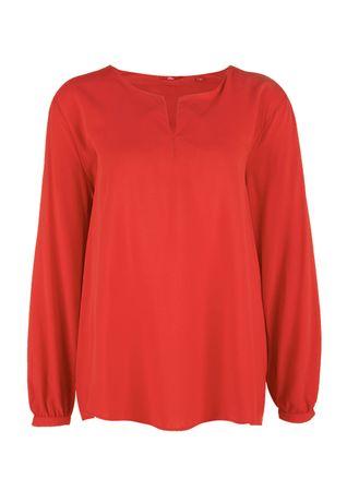 s.Oliver bluzka damska, 34, czerwony