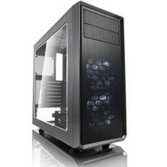 Fractal Design ohišje MIDI T ATX W/O PSU FOCUS G GRY WINDOW, sivo