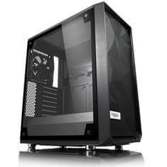 Fractal Design kućište MIDI T ATX W/O PSU MESHIFI C TG BLACK, crno