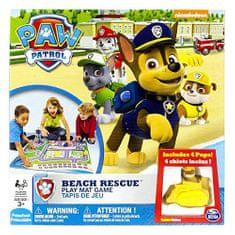 Spin Master družabna igra Paw Patrol Počisti plažo