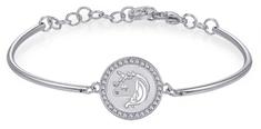 Brosway Jeklena zapestnica z Unicorn Chakra BHK249