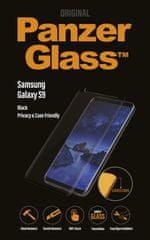 PanzerGlass Premium Privacy a Samsung Galaxy S9 fekete P7142 készülékhez