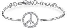 Brosway Acél karkötő Béke Chakra BHK268